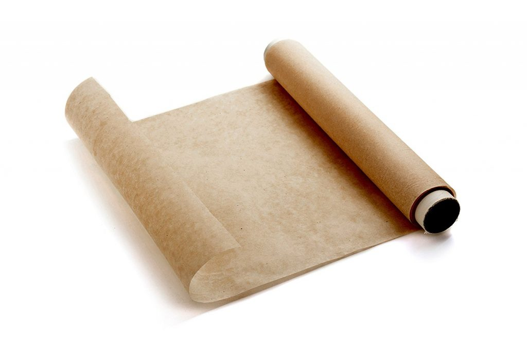 can you smoke parchment paper