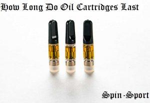 How Long Do Oil Cartridges Last