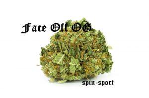 Face Off OG Marijuana Strain