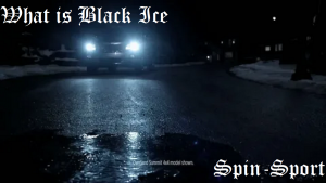 What is Black Ice