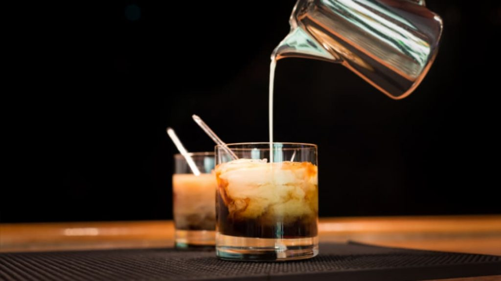 what's in a white russian