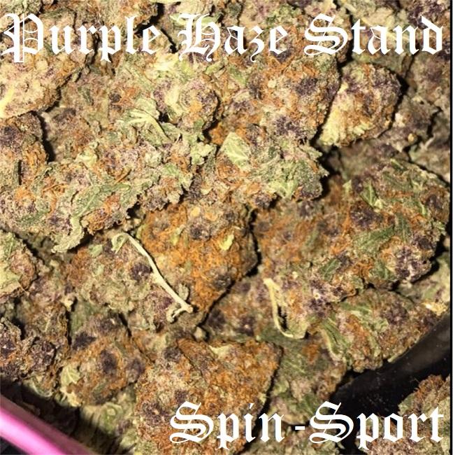 Purple Haze Stand