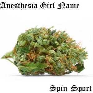 Anesthesia Girl Name