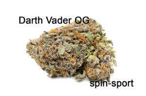 Darth Vader Marijuana Strain